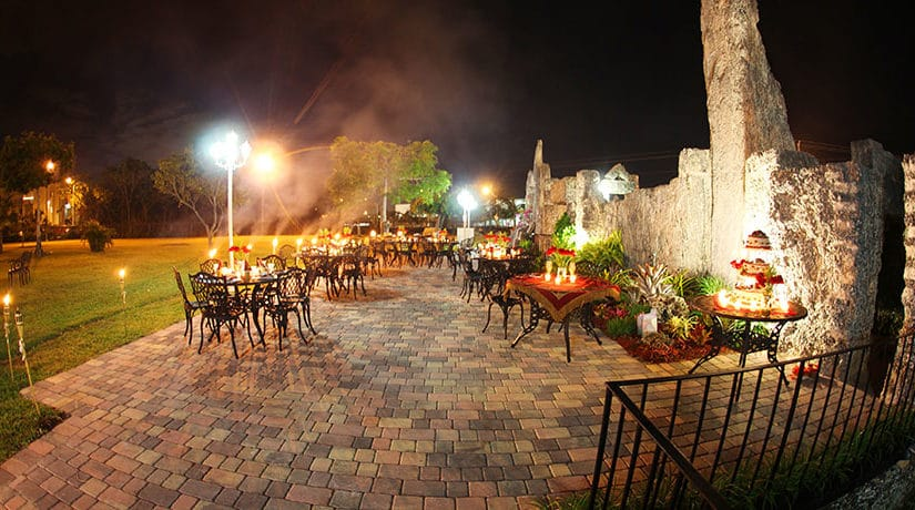 Planning An Outdoor Christmas Party