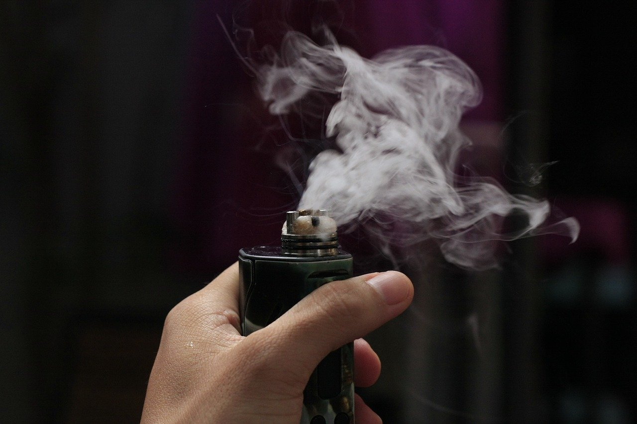 Is vaping healthy for you?